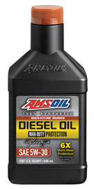 Signature Series Max-Duty Synthetic CK-4 Diesel Oil 5W-30 (DHD)