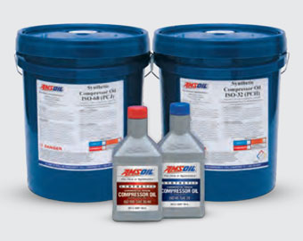 Synthetic Compressor Oil - ISO 46, SAE 20 (PCI)