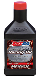 Dominator® Synthetic 10W-30 Racing Oil (RD30)